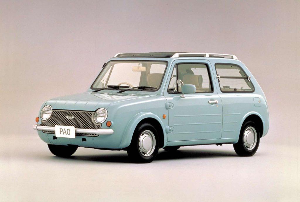 1987 Nissan Pao concept 01