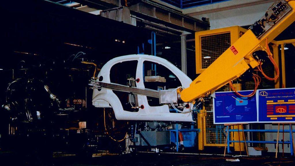Chrysler CCV