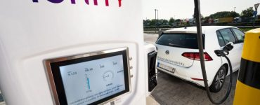 Audi recharge 350kW