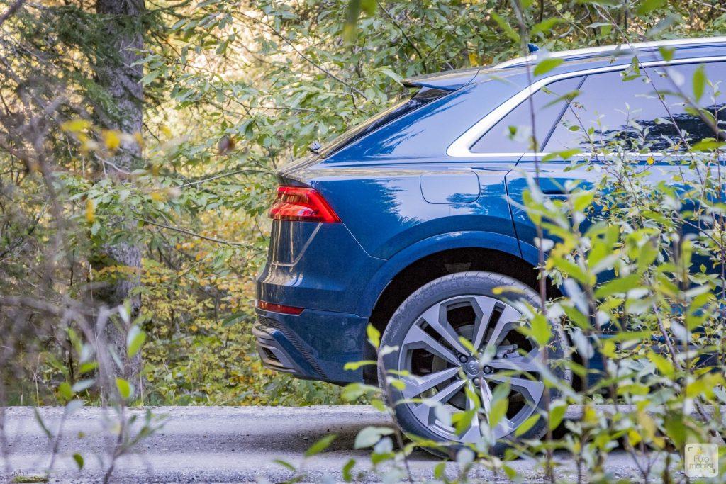 Essai Audi Q8 19