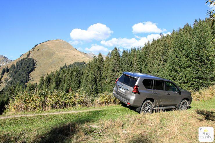 Essai Toyota Land Cruiser