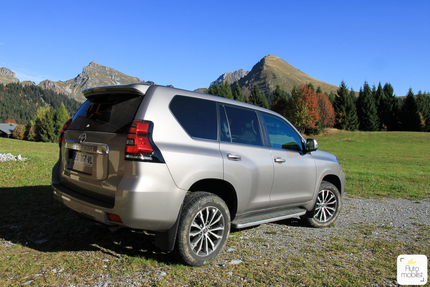 Essai Toyota Land Cruiser