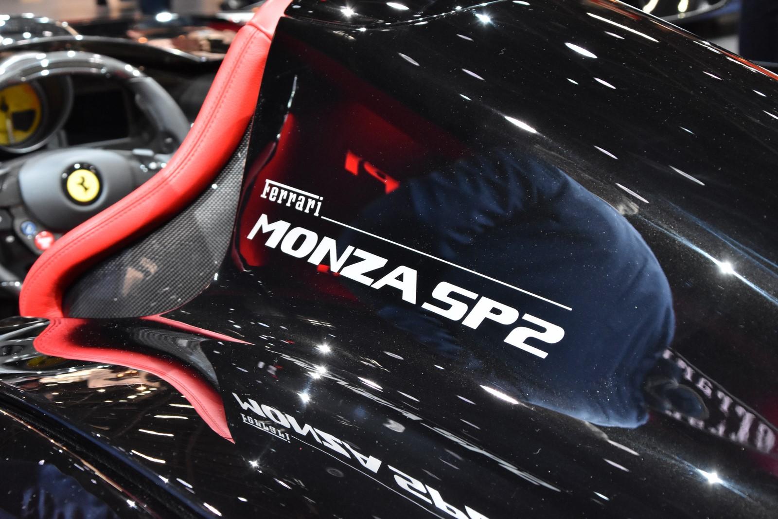 Ferrari Monza SP2 Mondial 2018 9