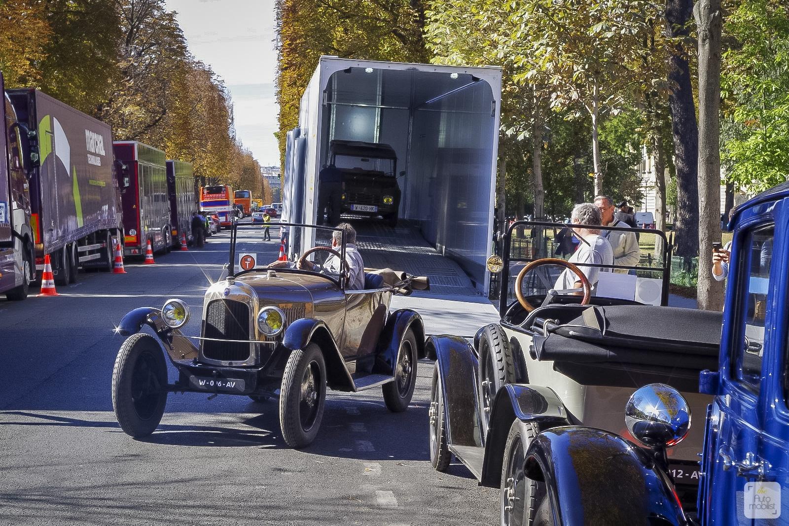 Mondial Auto 2018 Parade 120 ans 13