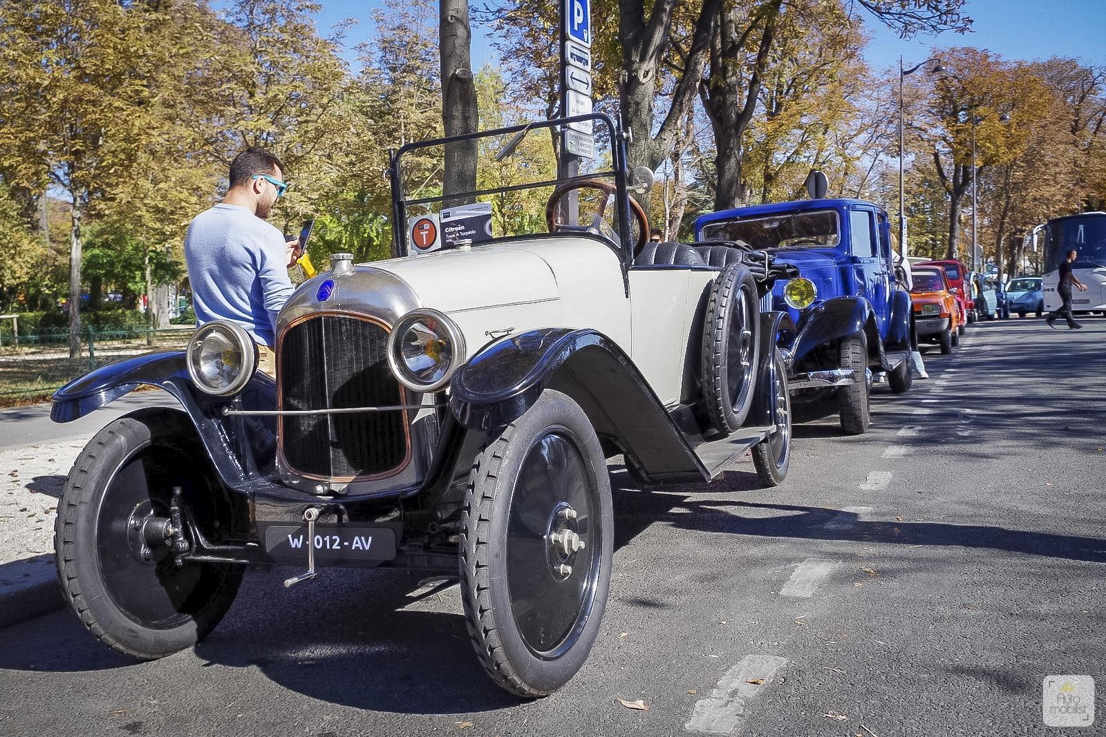 Mondial Auto 2018 Parade 120 ans 16