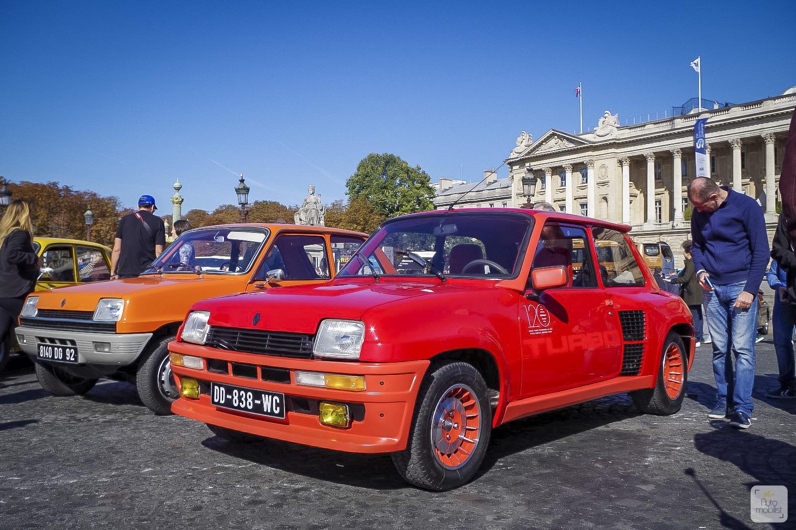 Mondial Auto 2018 Parade 120 ans 97