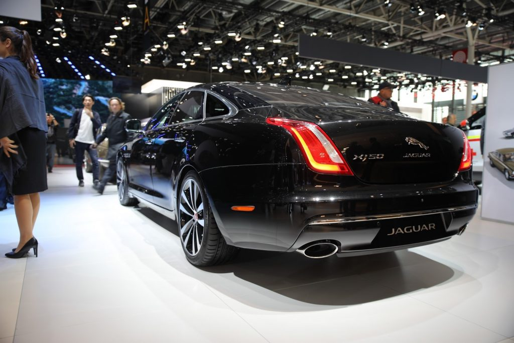 Mondial Paris 2018 Jaguar XJ50 3