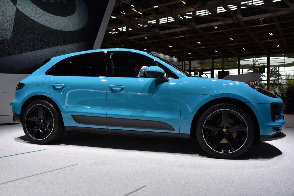 Mondial Paris 2018 Porsche Macan 20