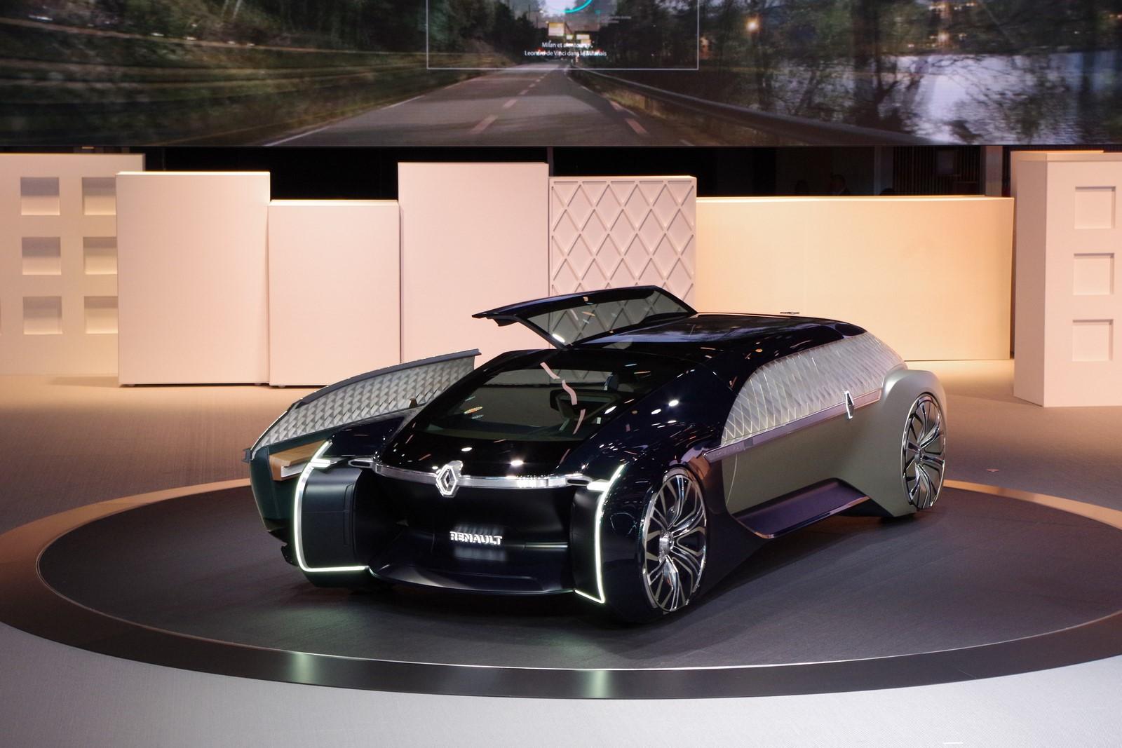 Renault EZ Ultimo Mondial 2018 concept 33