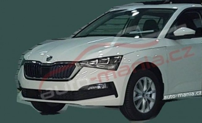 Skoda Scala 2018 Rapid Spaceback