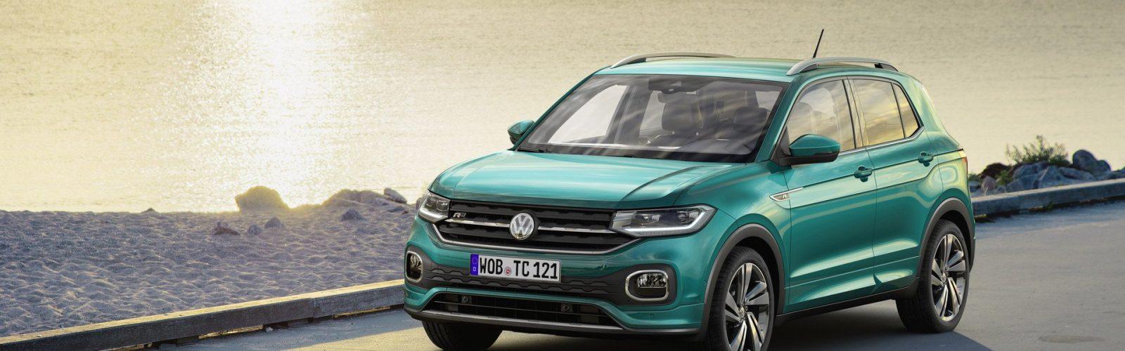Volkswagen T-Cross SUV 2019
