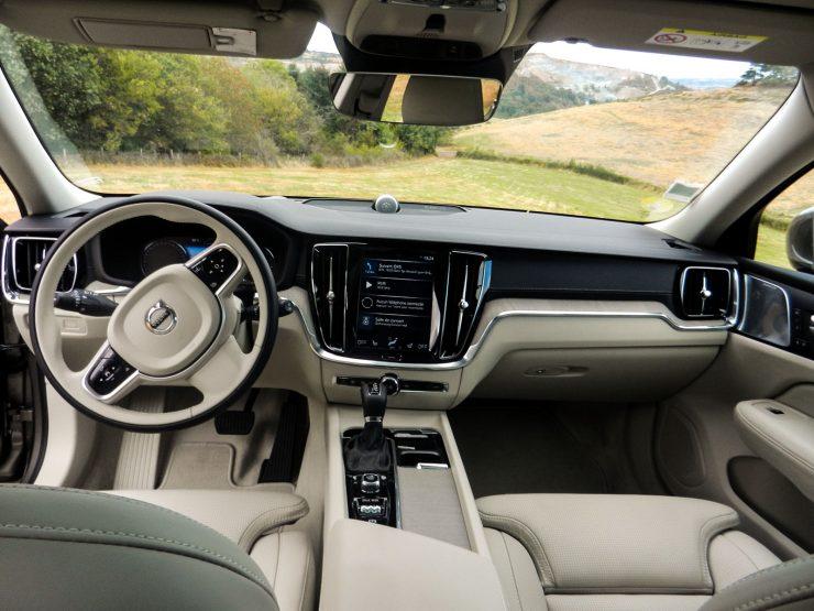 Volvo V60 2018 D3 150 ch