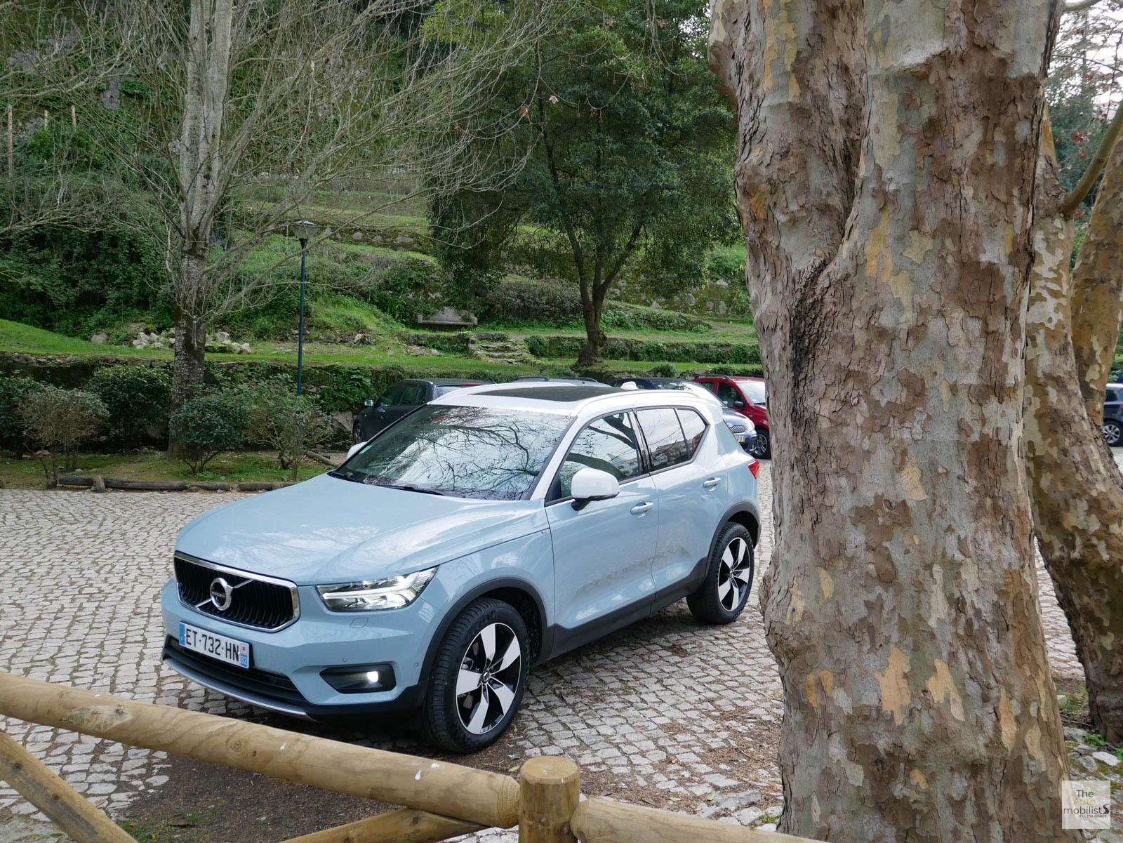 Essai Volvo Xc40 >> Essai Volvo Xc40 D4 Bva Awd Le Premium Scandinave Sur Le Terrain