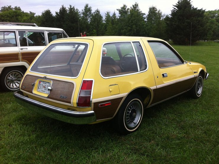 AMC Pacer Wagon