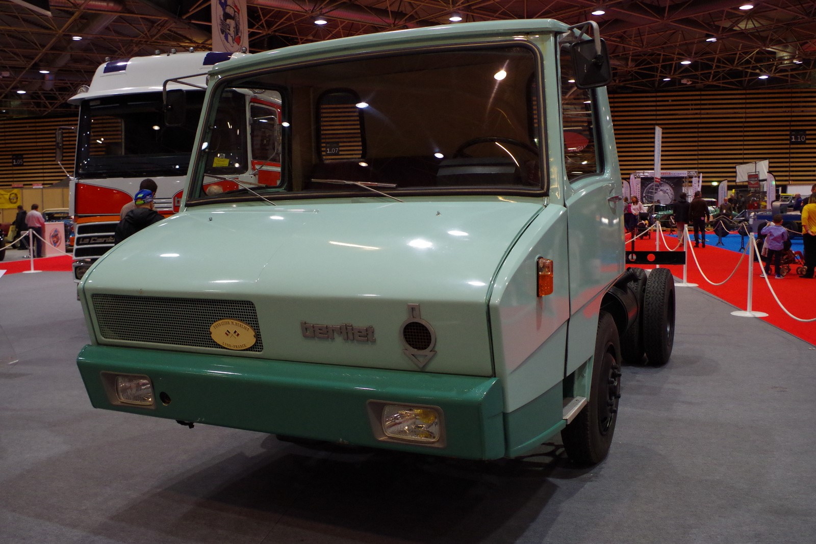 Berliet Camions EpoquAuto 2018 10
