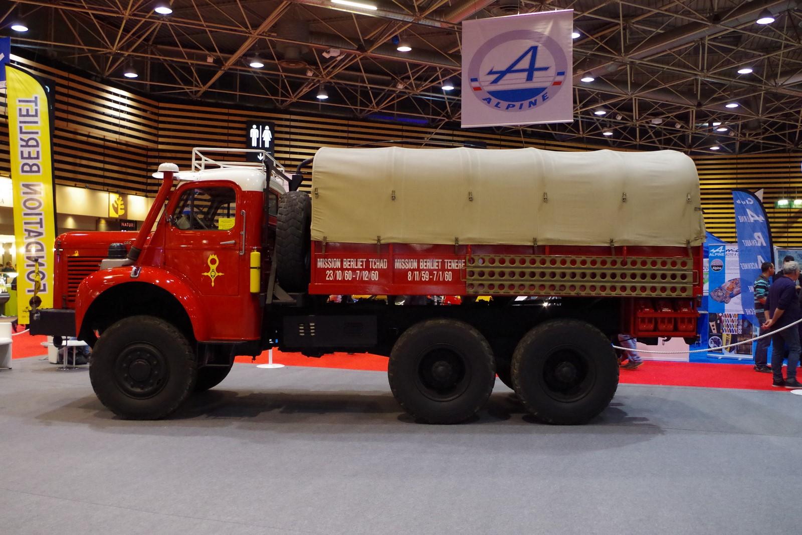 Berliet Camions EpoquAuto 2018 24