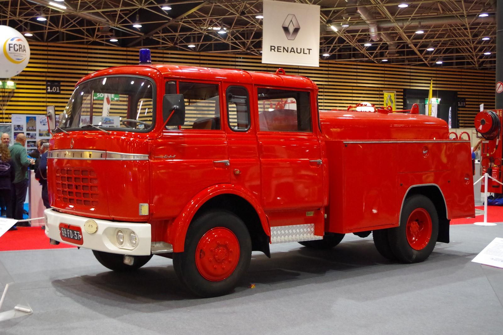 Berliet Camions EpoquAuto 2018 25