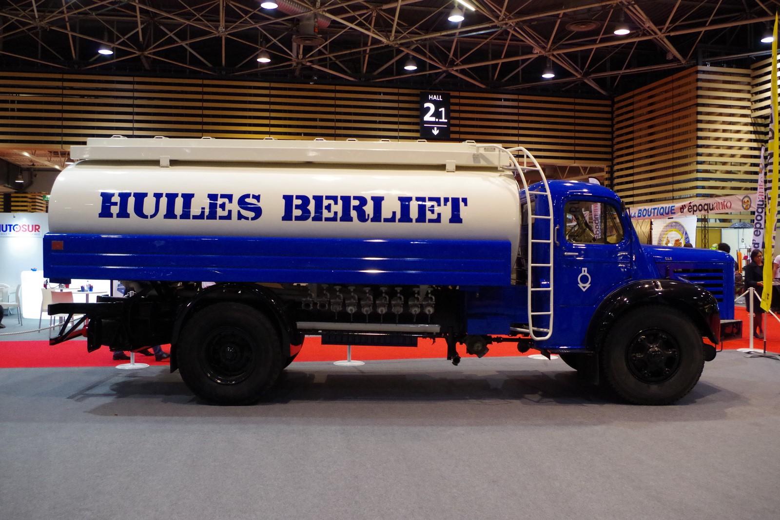 Berliet Camions EpoquAuto 2018 28