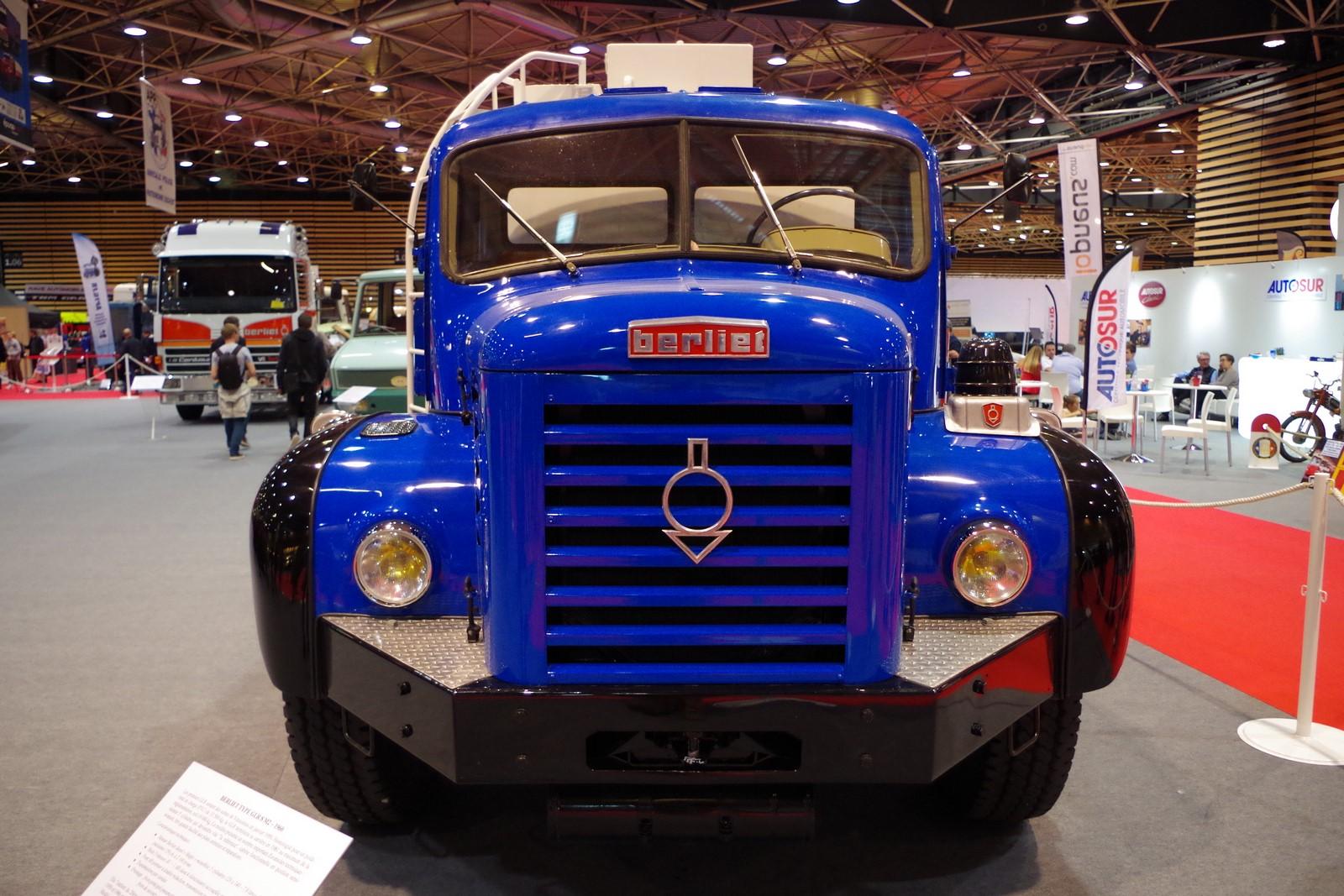 Berliet Camions EpoquAuto 2018 32