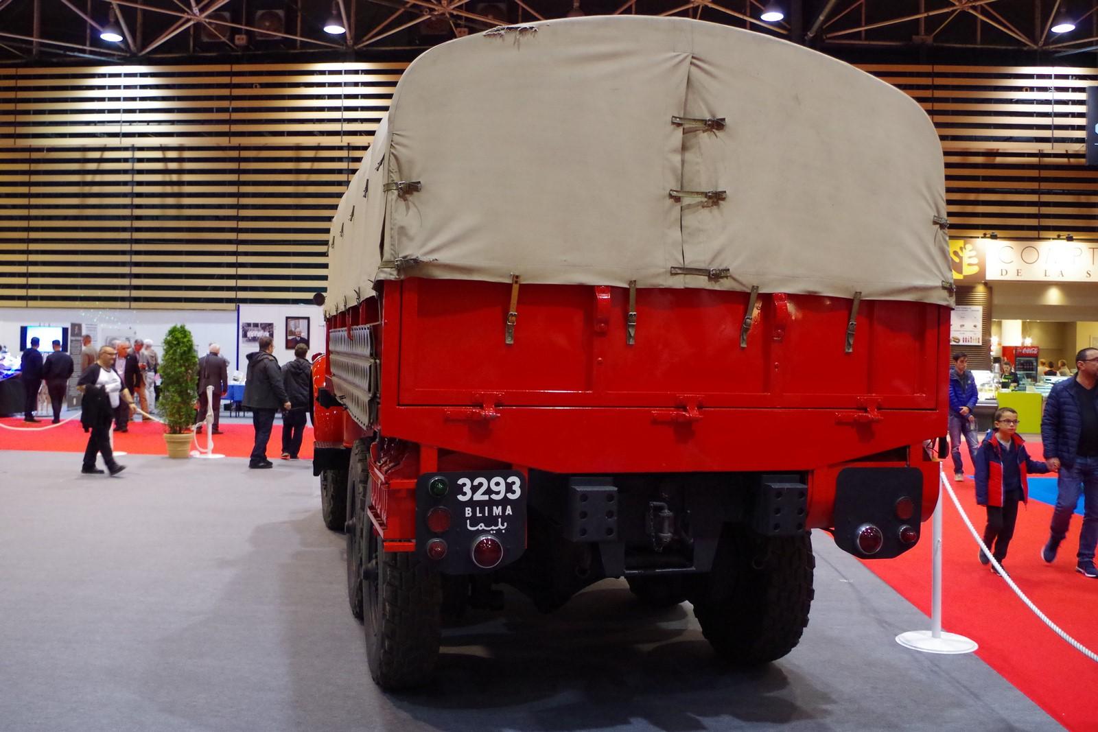 Berliet Camions EpoquAuto 2018 39