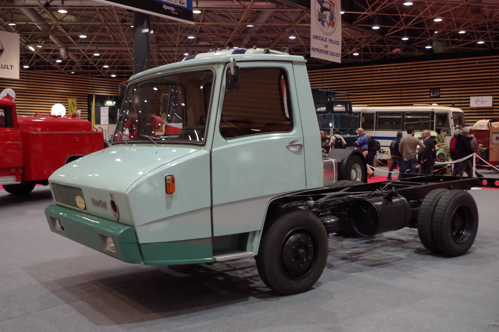 Berliet Camions EpoquAuto 2018 42