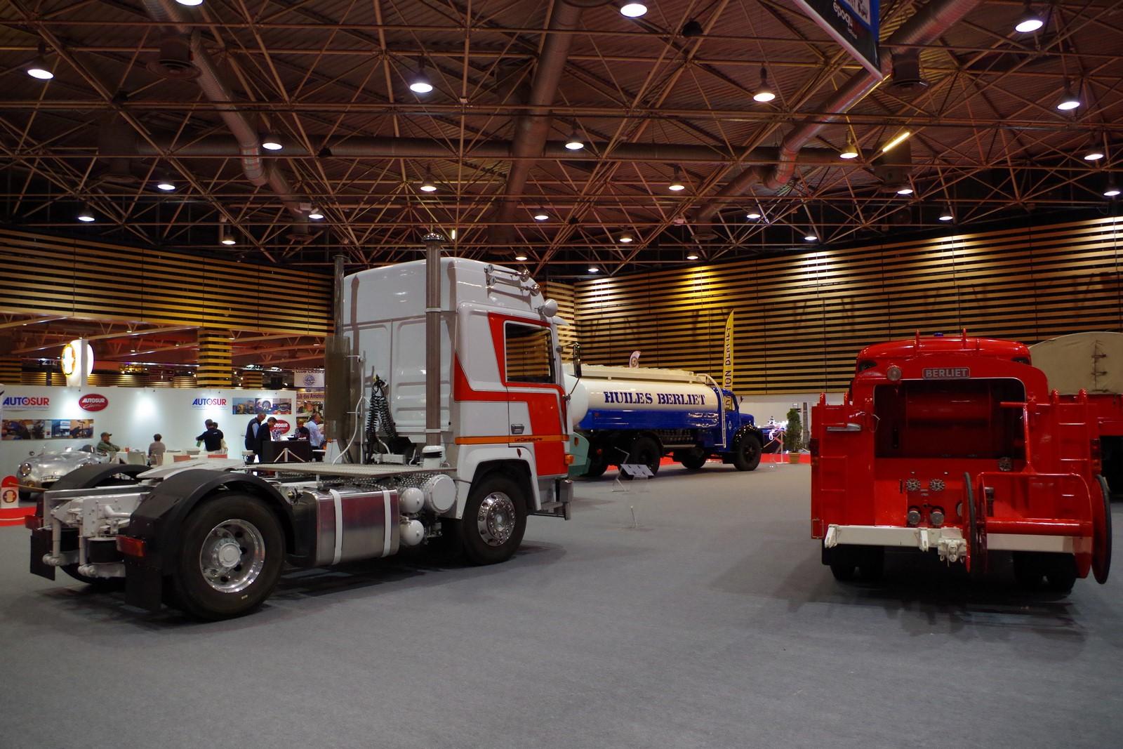 Berliet Camions EpoquAuto 2018 46