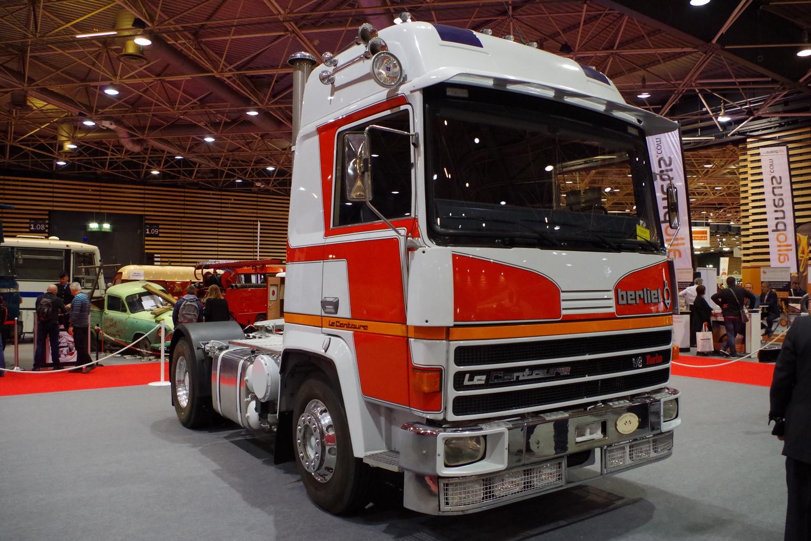 Berliet Camions EpoquAuto 2018 5