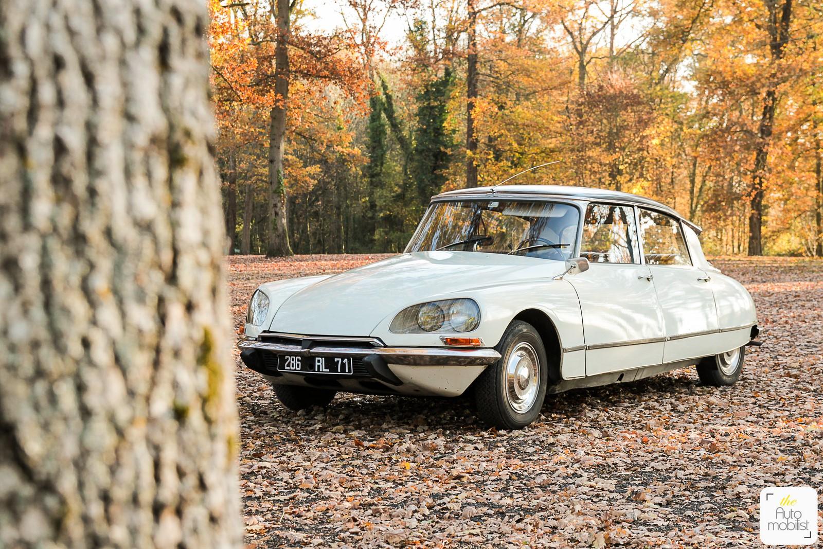 DS 20 Pallas 1969 AL The Automobilists 2018 10