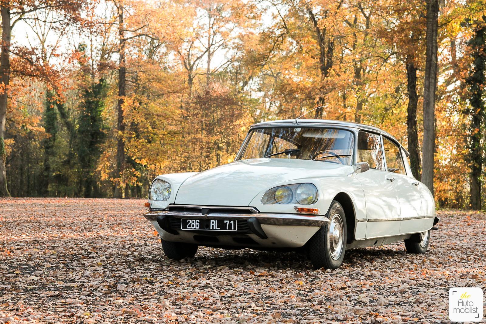 DS 20 Pallas 1969 AL The Automobilists 2018 11