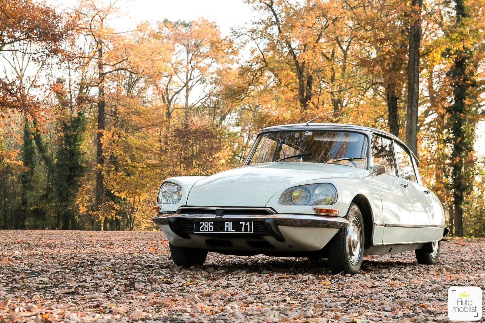 DS 20 Pallas 1969 AL The Automobilists 2018 12