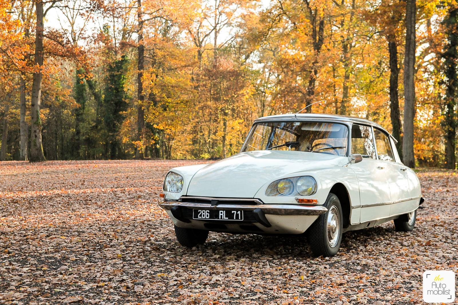 DS 20 Pallas 1969 AL The Automobilists 2018 2