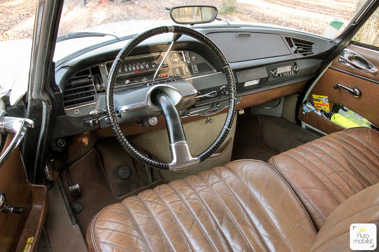 DS 20 Pallas 1969 AL The Automobilists 2018 22