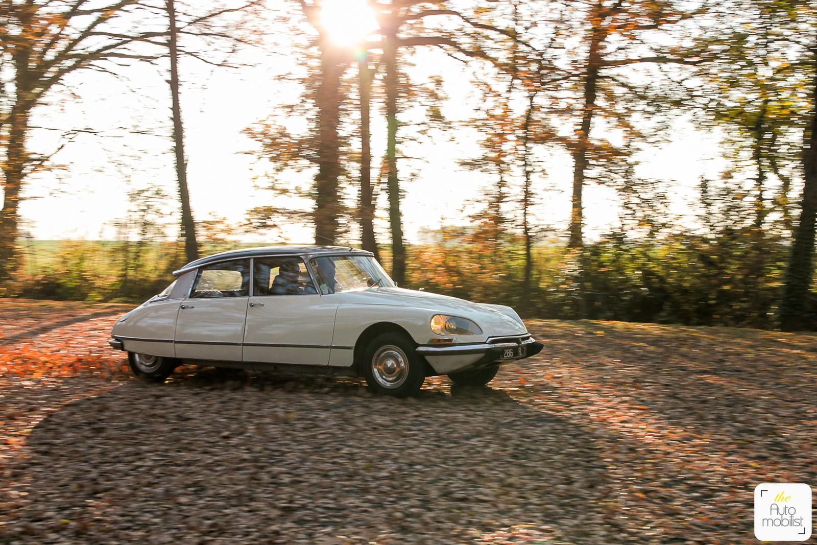 DS 20 Pallas 1969 AL The Automobilists 2018 30