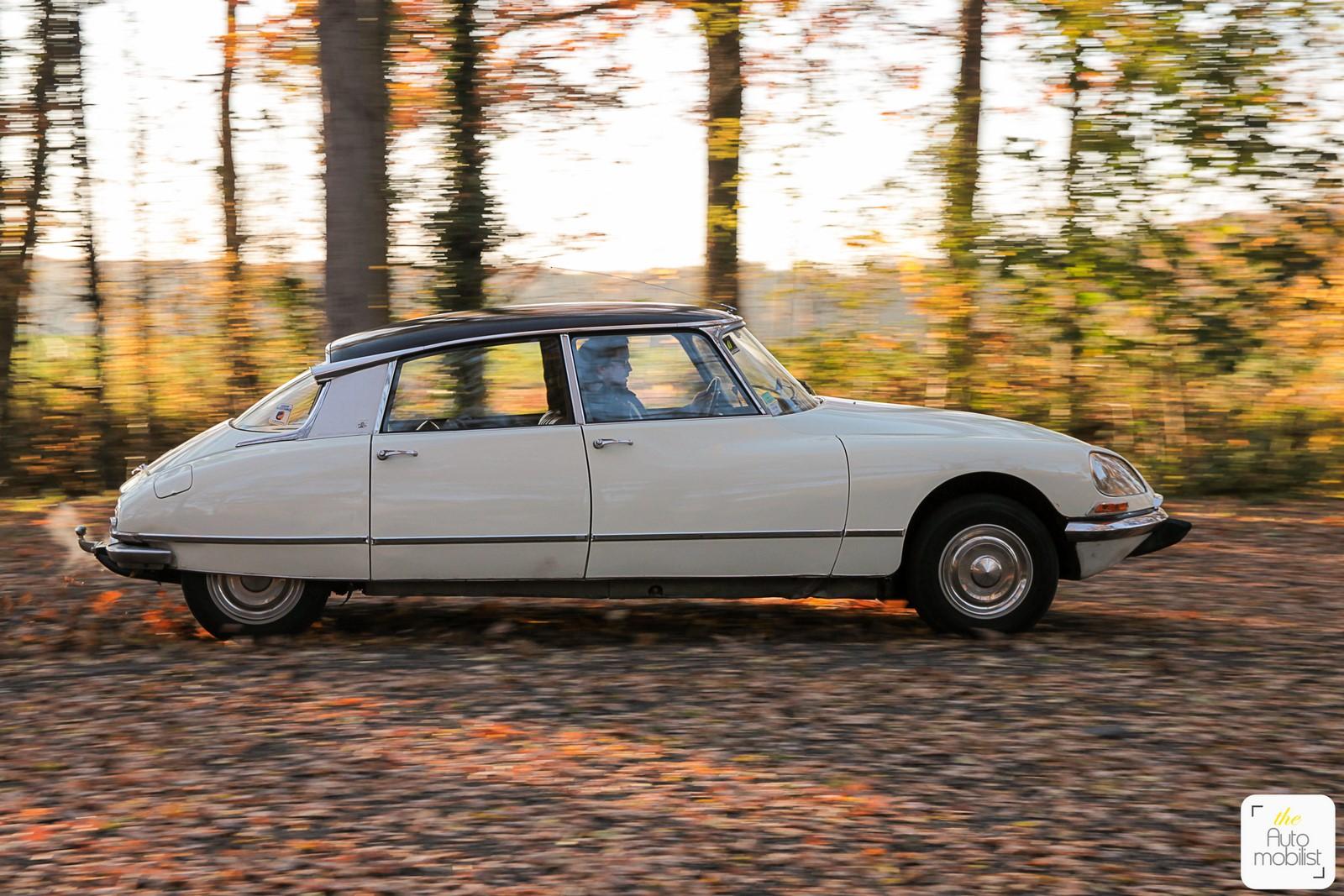 DS 20 Pallas 1969 AL The Automobilists 2018 32