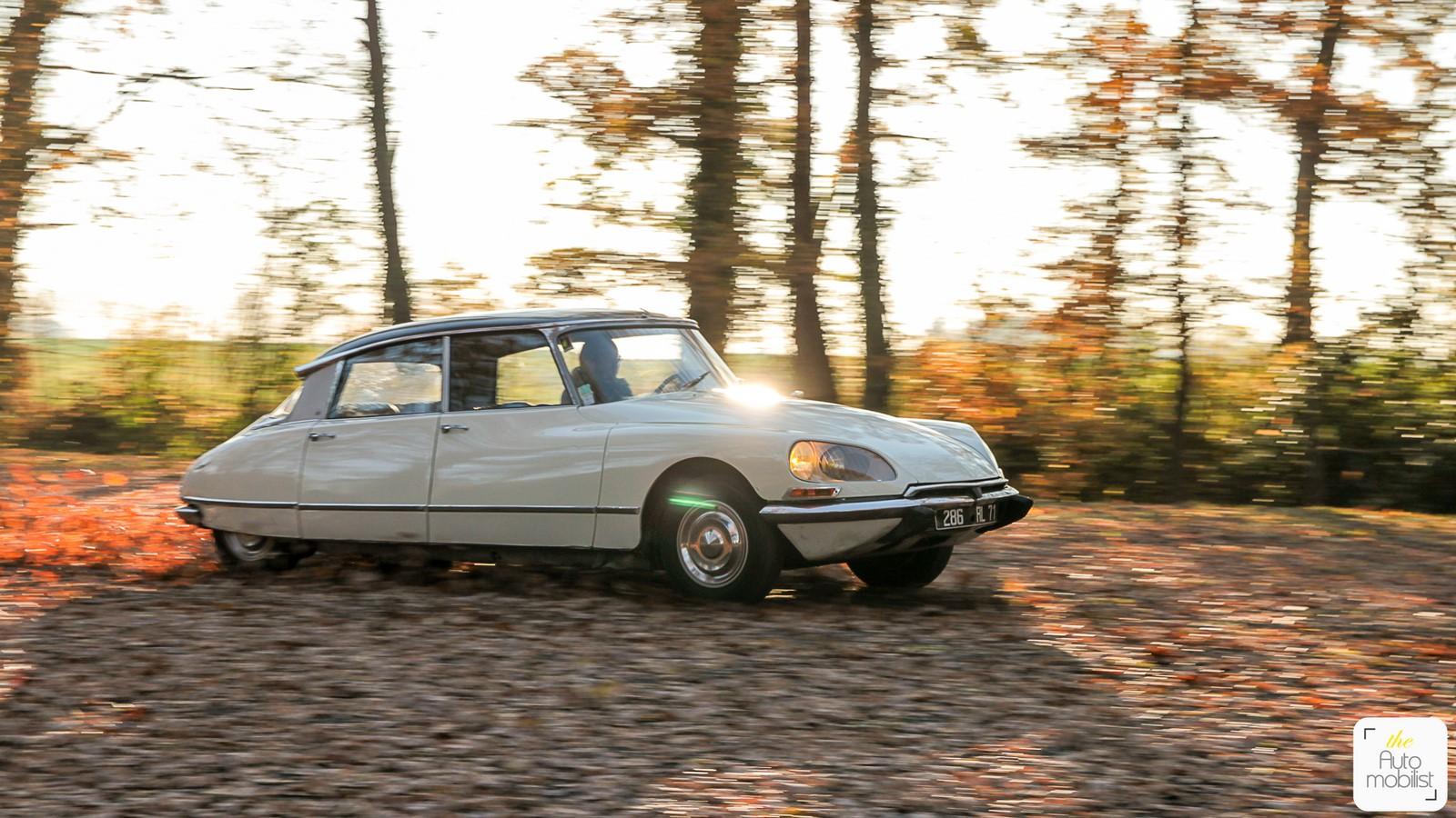 DS 20 Pallas 1969 AL The Automobilists 2018 33