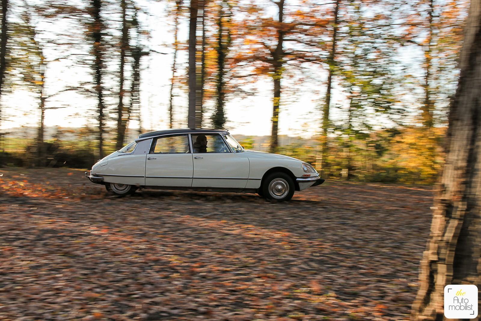 DS 20 Pallas 1969 AL The Automobilists 2018 34