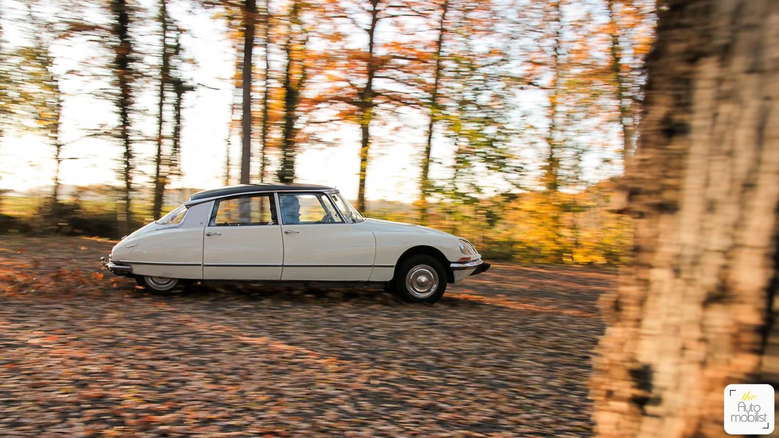 DS 20 Pallas 1969 AL The Automobilists 2018 36