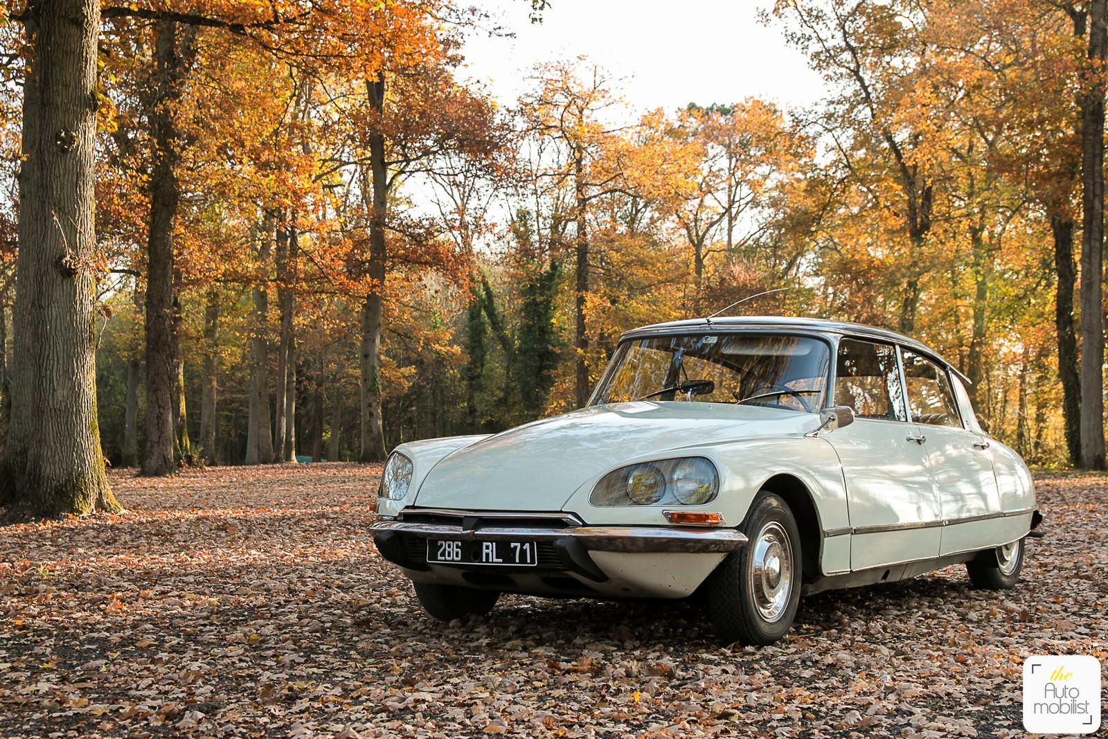 DS 20 Pallas 1969 AL The Automobilists 2018 9