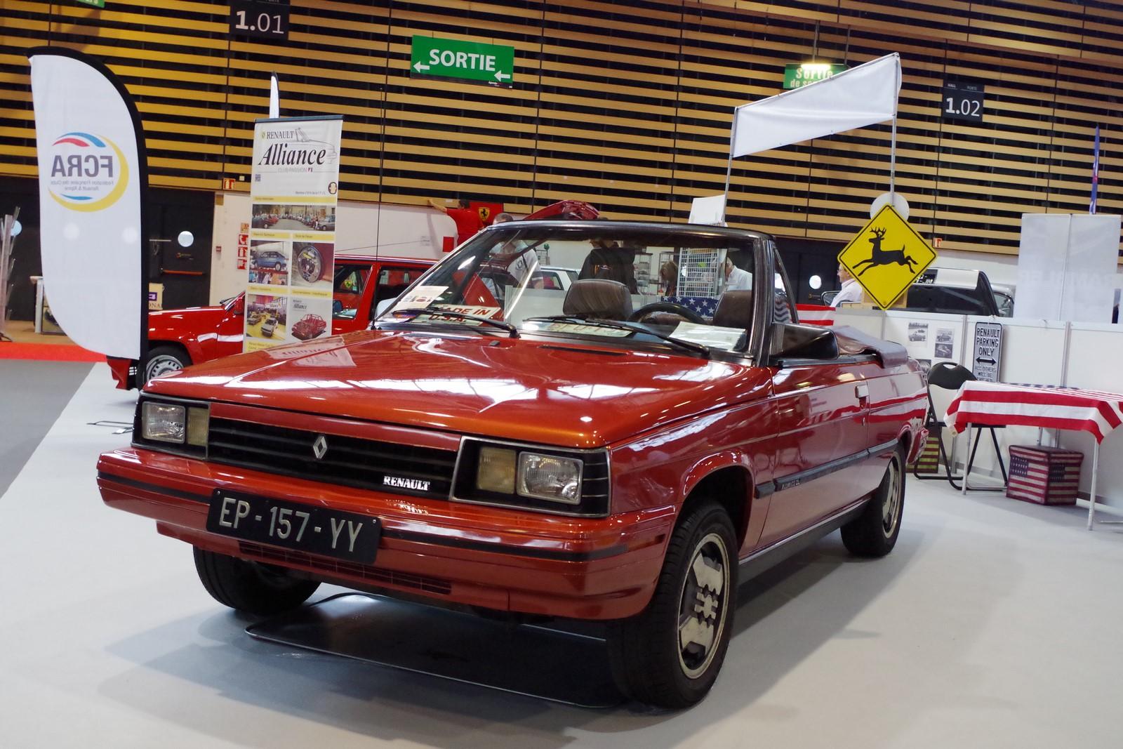 EpoquAuto 2018 FCRA Renault 11