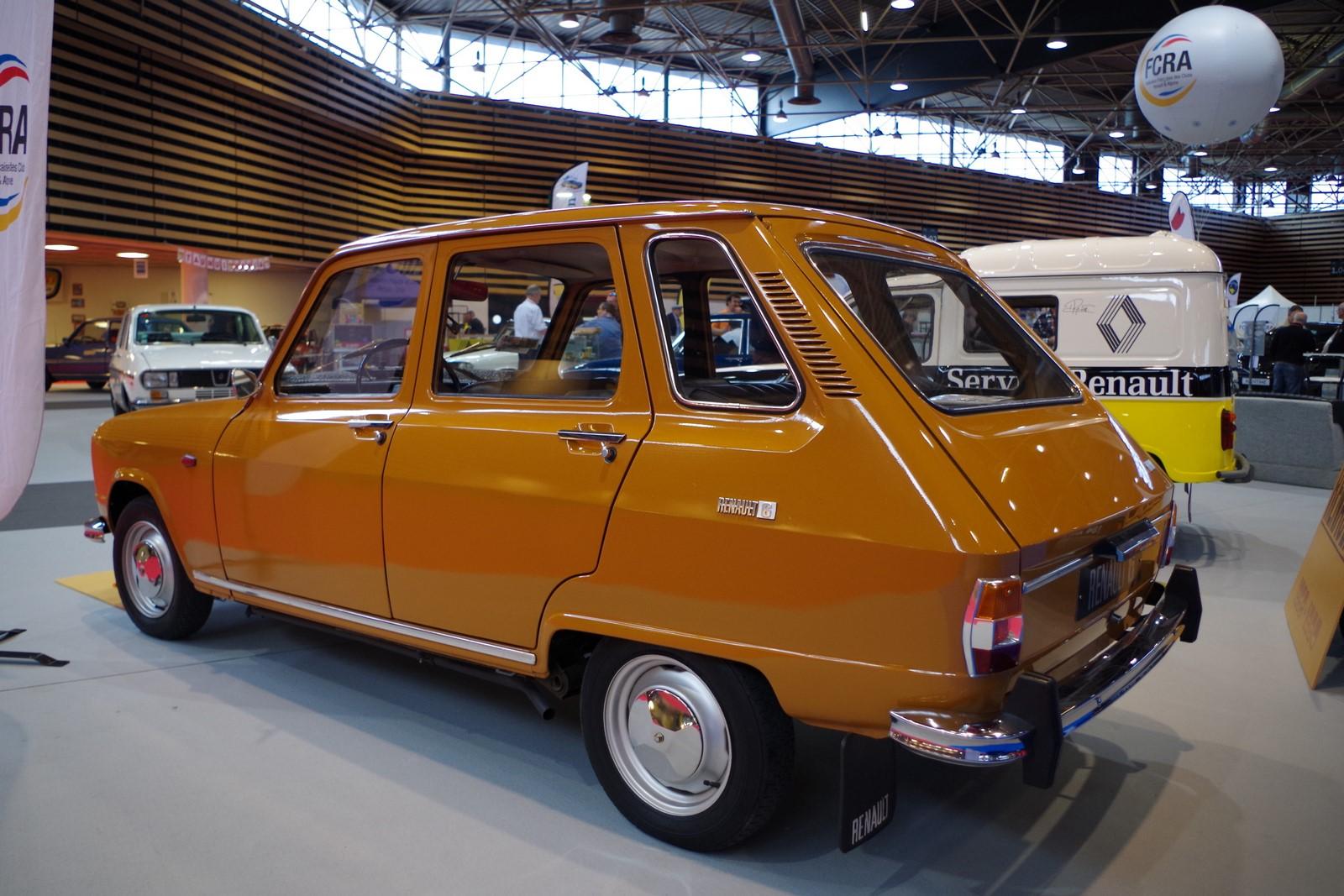 EpoquAuto 2018 FCRA Renault 63