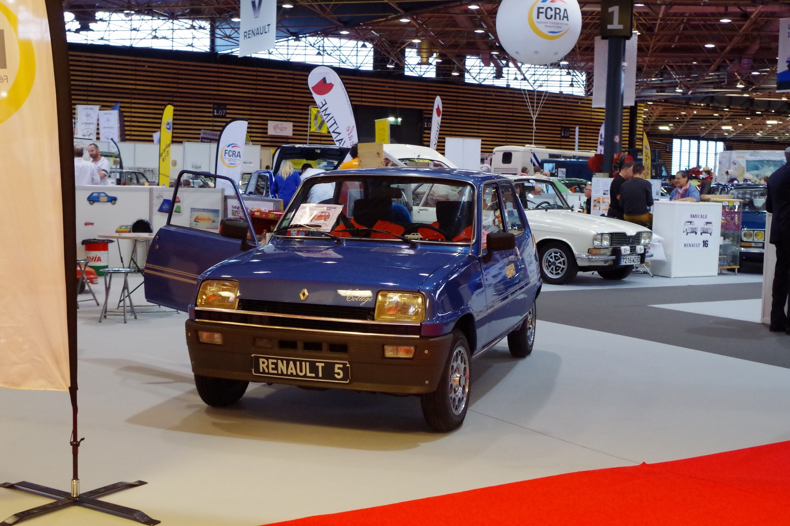 EpoquAuto 2018 FCRA Renault 70