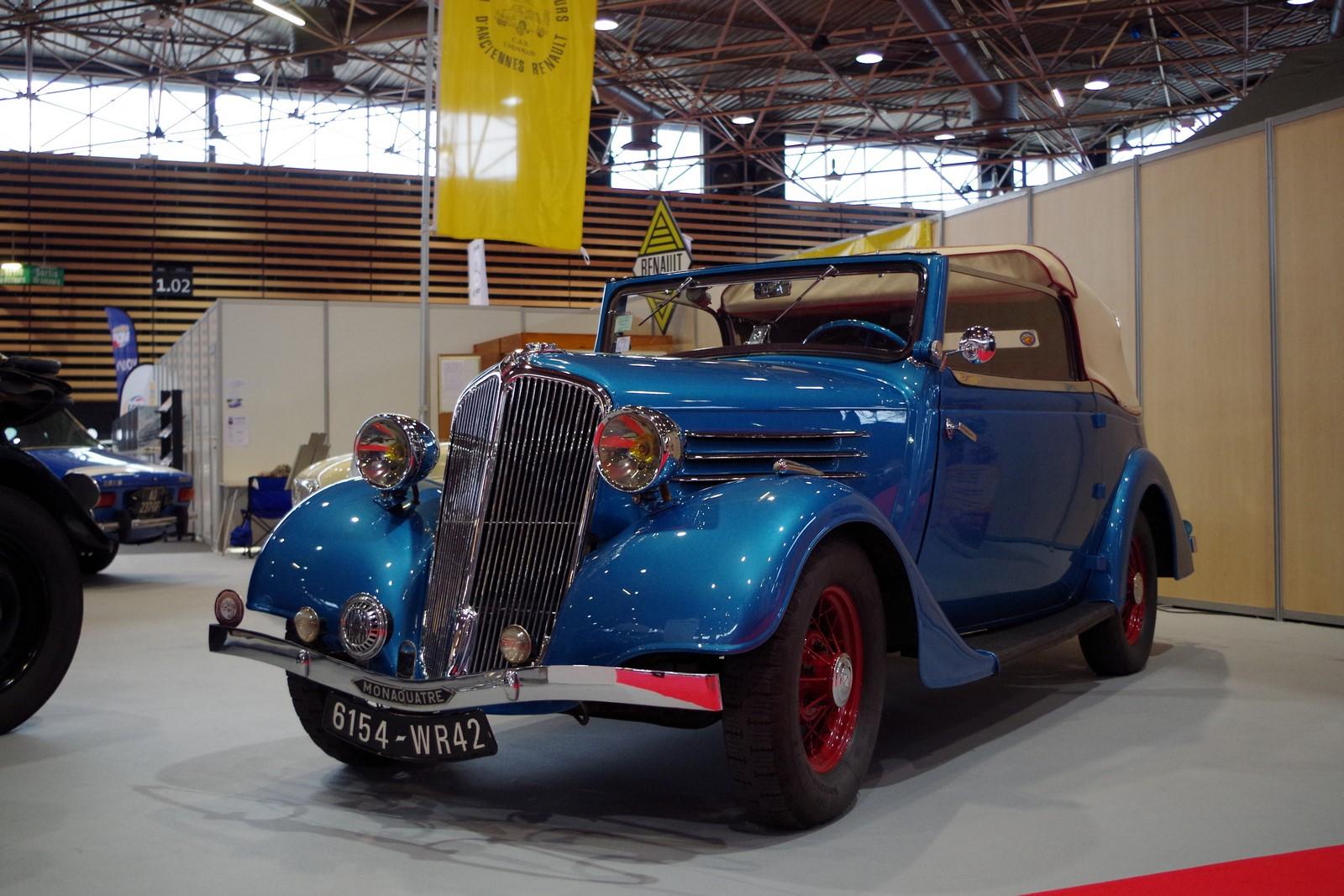 EpoquAuto 2018 FCRA Renault 9