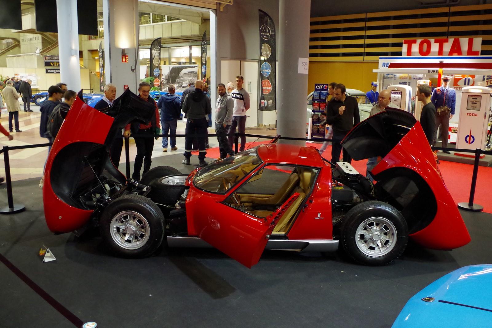 Exposition Lamborghini EpoquAuto 2018 13