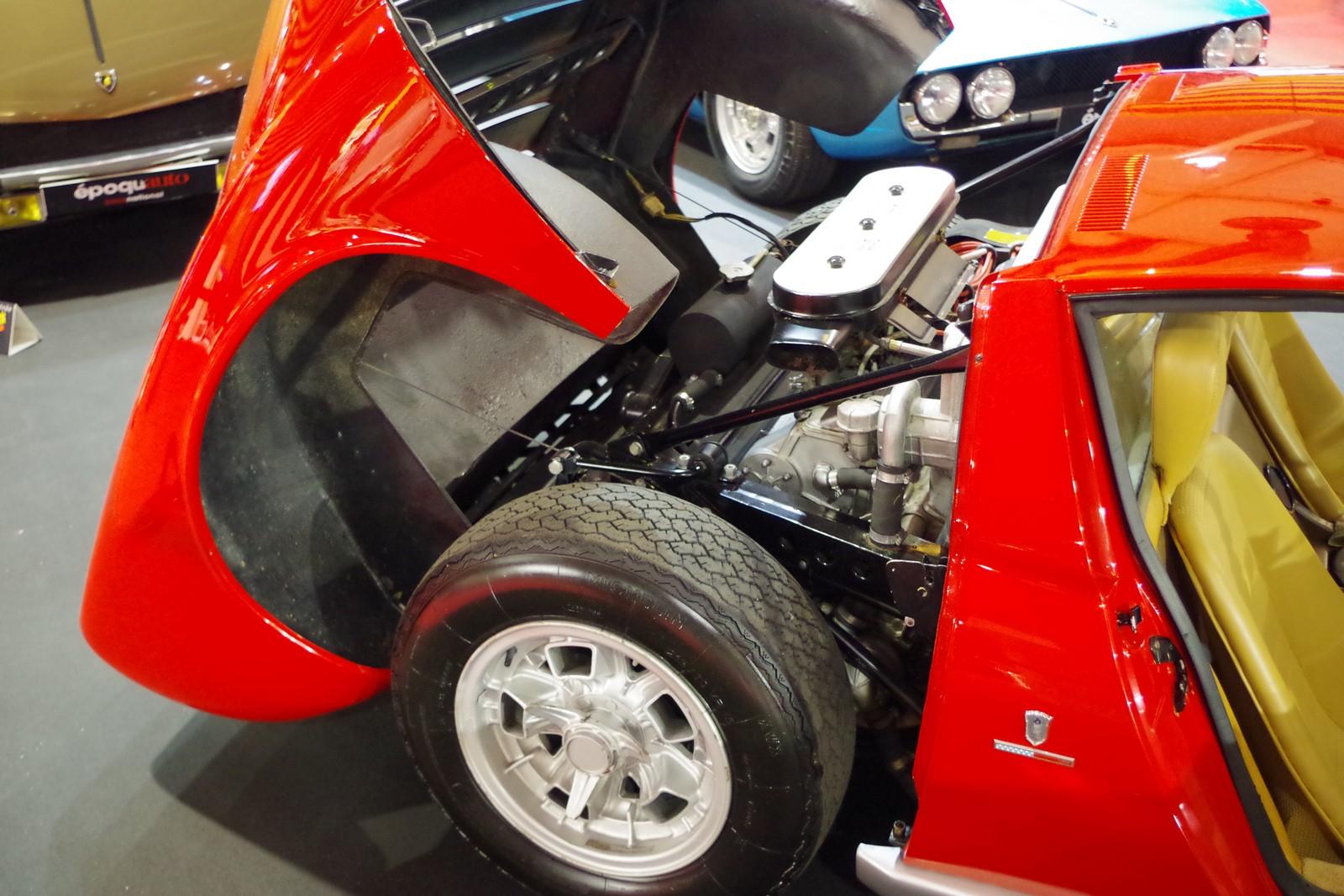 Exposition Lamborghini EpoquAuto 2018 22