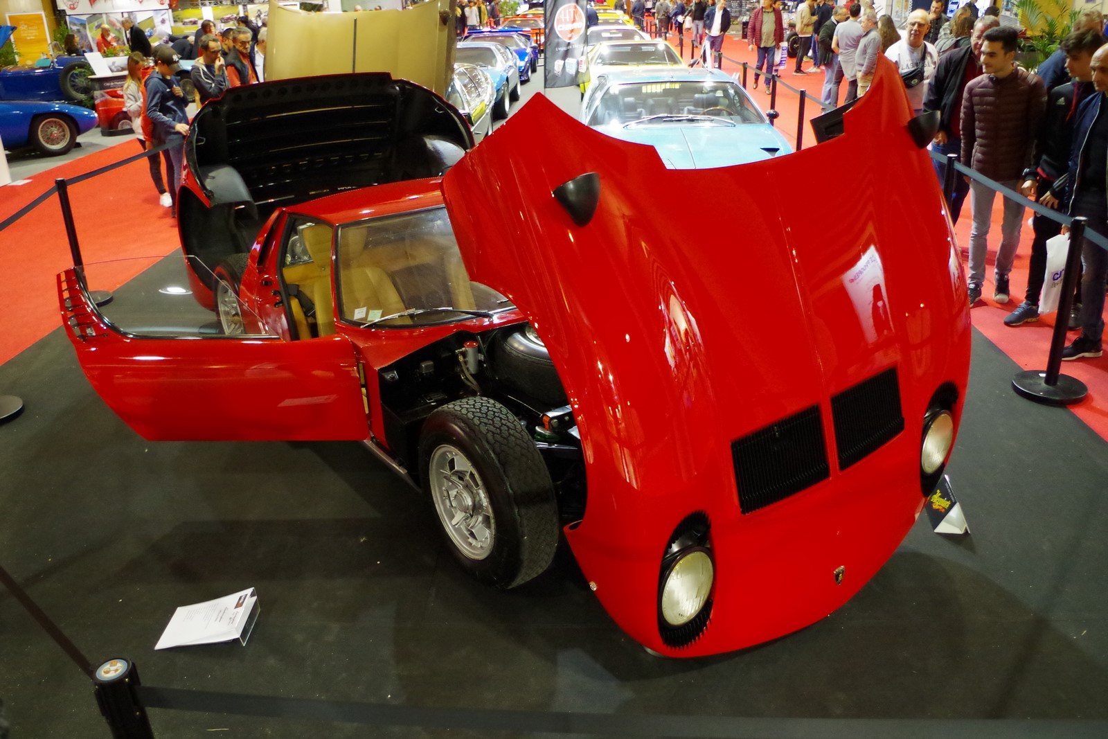 Exposition Lamborghini EpoquAuto 2018 23