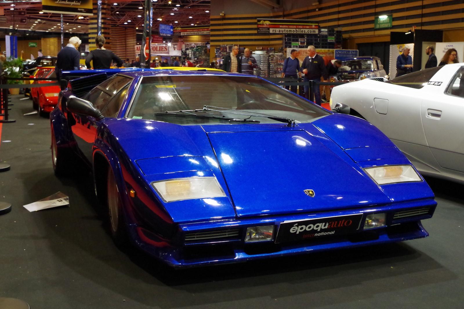 Exposition Lamborghini EpoquAuto 2018 27