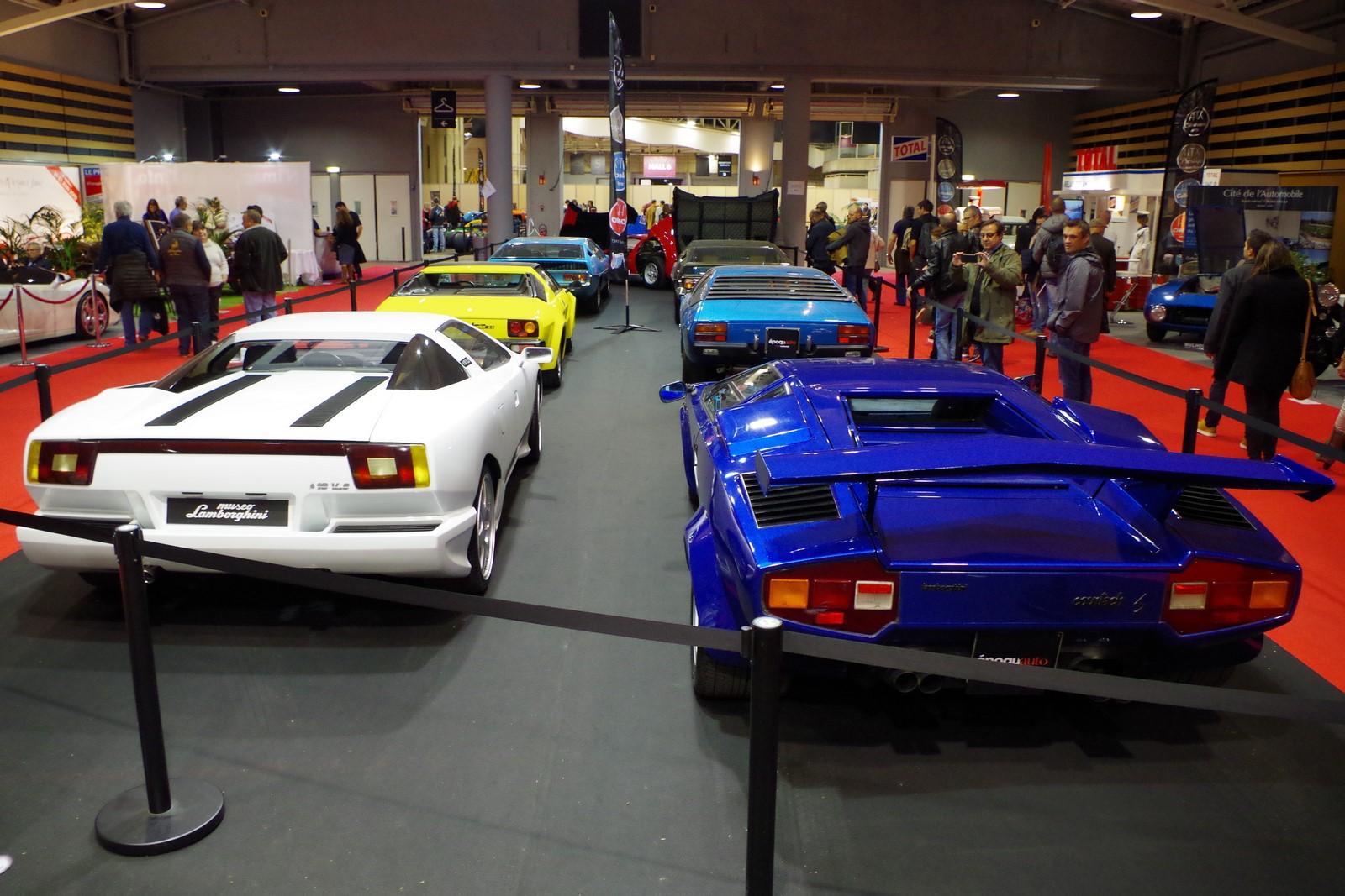 Exposition Lamborghini EpoquAuto 2018 33