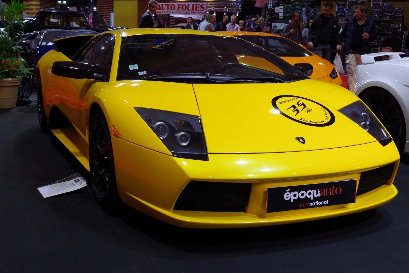 Exposition Lamborghini EpoquAuto 2018 39