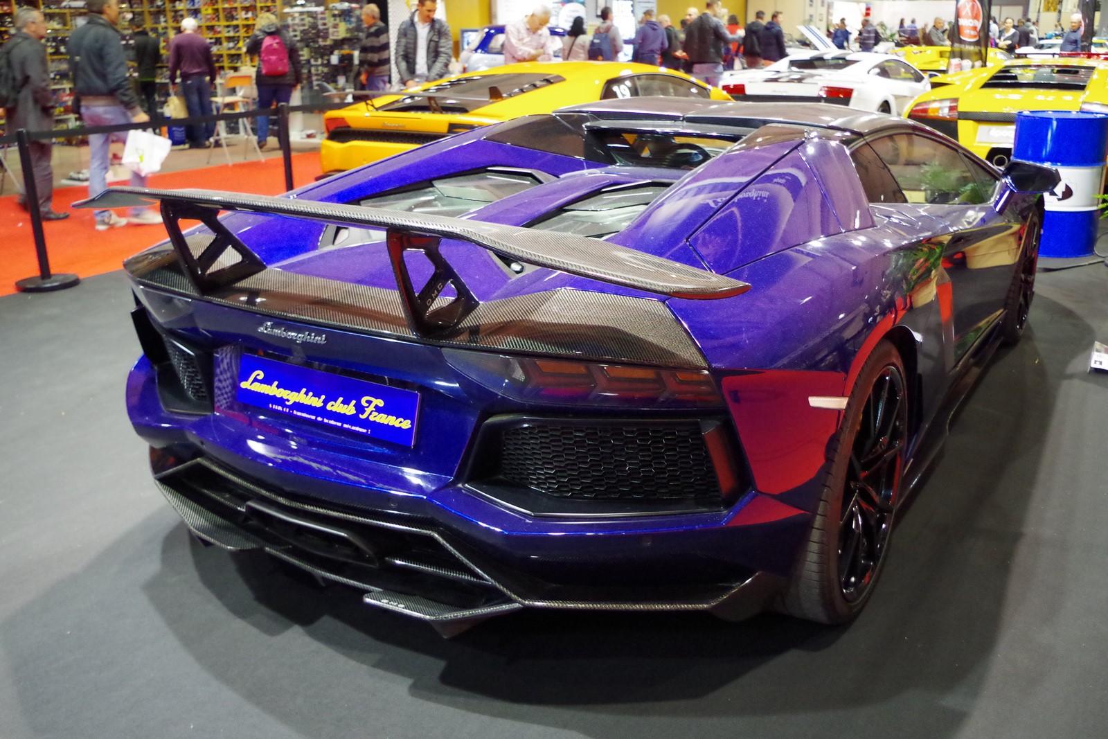Exposition Lamborghini EpoquAuto 2018 40