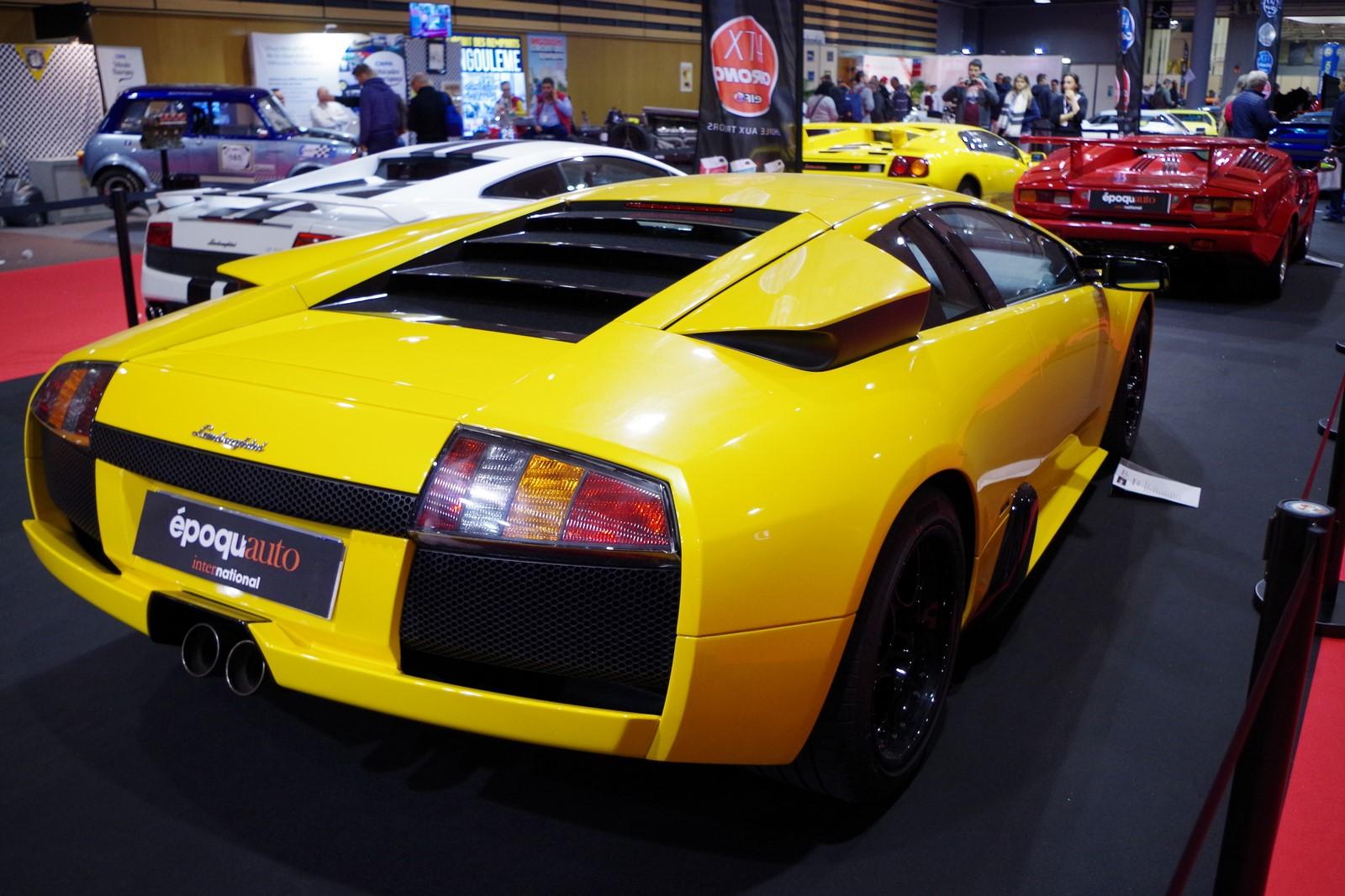 Exposition Lamborghini EpoquAuto 2018 42